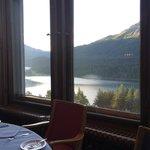 View from breakfast/dinner