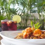 our housemade sangria is perfect for any of our pasta dishes