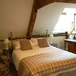Monks Room - Double or Twin and single bed