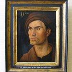 Albreht Durer 1471-1528 Bildnis Eines Jungen Mannes (Portrait Of A Young Man)