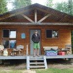 Cabin on Churchill
