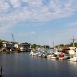Walk into the town of South Haven for restaurants, shops and antiquing