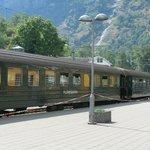 Flam Railway train cars
