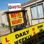 Route 66 Barstow Hotel Foto