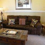 Sea Pearl living room
