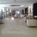 inside hotel, lovely and clean