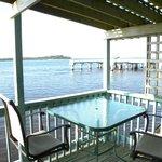 Castaways balcony