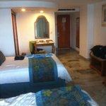 7th Floor double bed room
