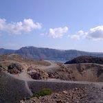Uno dei vari crateri