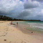 La plage du paradisus