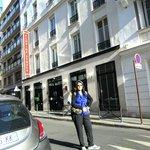 in Rue saint Dider