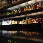 Lobby bar area - great selection of single malt scotch - Classy!