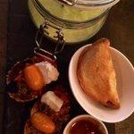 Eat Me Lausanne, great diner! Healthy fresh original food!