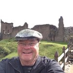 Me and the Castle Ruins