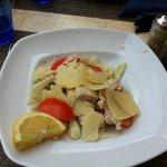 Salade à 8,50 euros