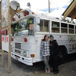 This place has the best food...the best staff... We miss u taco bus! See u again next month - we