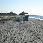 la plage d'a coté