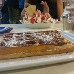 Waffle & Banana Dream