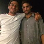 Edo con Nikolas