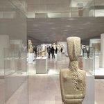 Louvre Lens galerie du temps 12/2013