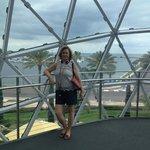 eu no Museu Dali