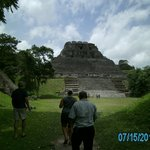 Mayan ruins near by are a great excursion