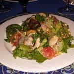 a Victor salad