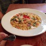 Gulf Shrimp Pasta - Creamy and Delicious!