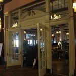 The Empress tea room