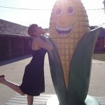 Mr. Corn.