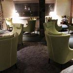 Salon de l hôtel