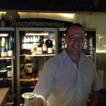 Peter, owner who is extremely knowledgeable and takes the time to discover what you like in wine