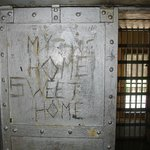 door of a cell