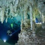 Cenote Sac-Actun