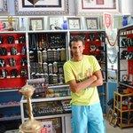 Um amigo Tunisino