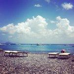 Canneto Beach, Lipari