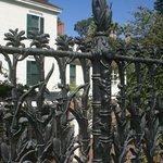 Cast Iron Cornstalk Fence circa 1858