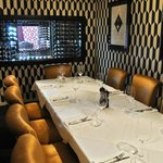 Botswana Champagne Room