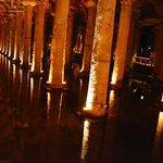 Cisterna Basilica 2