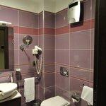 baño funcional y con excelente diseño