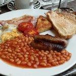 Breakfast at McCoys