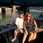 Gondola river ride