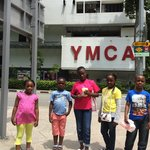 Kids at S'pore YMCA