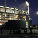 The Melbourne Cricket Ground (MCG) is a nice walk away.