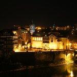 vista cidade - noite