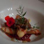 Foie gras poélé