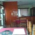 reception e sala relax