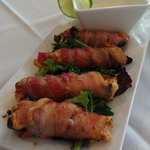 Smoky Bacon Wrapped Jalepenos
