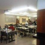Salão de mesas