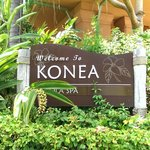 Two main locations - Konea Tower is closer to beach